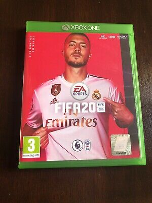 FIFA 20 -- Standard Edition (Microsoft Xbox One, 2019) Immaculate Condition