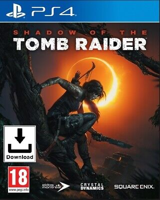 Shadow of the Tomb Raider - Definitive Edition - PS4 📥