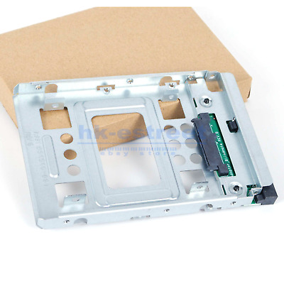 """6 For HP 654540-001 2.5"""" SSD to 3.5"""" SATA Adapter Tray Converter SAS HDD Bracket"""