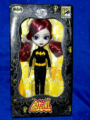 Comic Con Batgirl with Red Hair Pullip Doll in Box