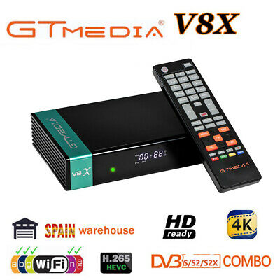 DVB-S2 GT Media V8 NOVA Satellite Decoder GTmedia V8 NOVA Full HD h.265 Receiver