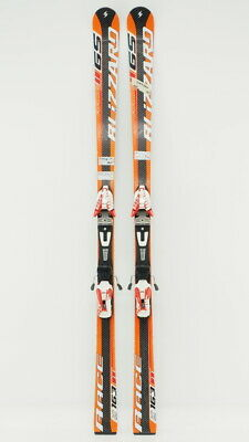 Ski Set BLIZZARD GS FIS 183 184 188 193 GS WC Plate Marker XCELL Racecarver X17