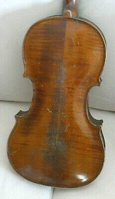 Alte Geige Violine  (Barock ?), Très Ancien Violon, Very Old Violin  (baroque ?)