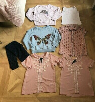 Size: Age 9-10 Years - Girls Clothes bundle (Jumpers, tops) - Next, M&S - VGC