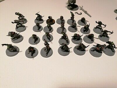 Lord Of Rings Games Workshop Moria Goblin Painted