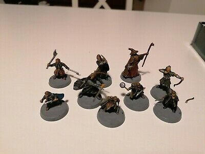 Lord Of Rings Games Workshop The Fellowship Moria