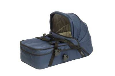 Mountain Buggy Duo Double Carrycot In Navy