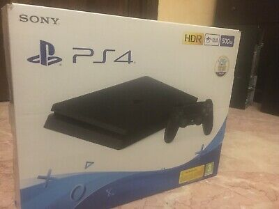 Sony PlayStation CUH-2100AB01 500GB PS4 Console - Japan, Jet Black