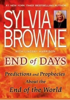 🔥🔥 End Of Days Predictions And Prophecies By Sylvia Browne Digital PDF Book