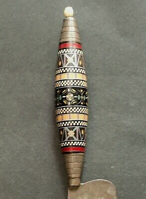 Ancient Berber dagger