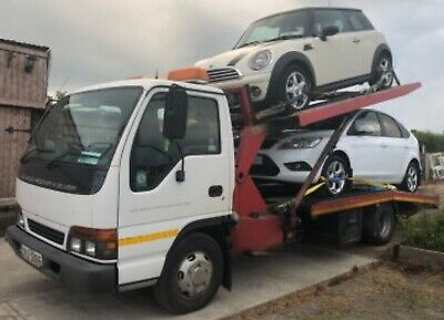 Car Vehicle Delivery Collection Recovery Breakdown Transport Service South Essex