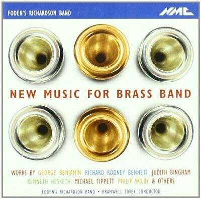 Fodens Richardson Band - New Music For Brass Band (Music CD) - New [CD]