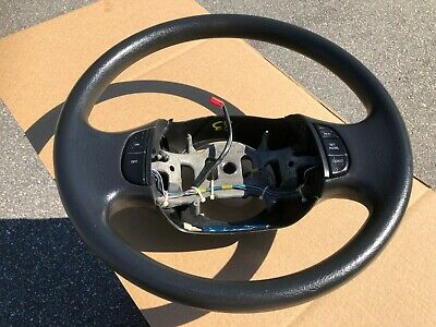 1997-2003 FORD STEERING WHEEL Black Vinyl  F-150 F-250 F-350 Expedition w cruise