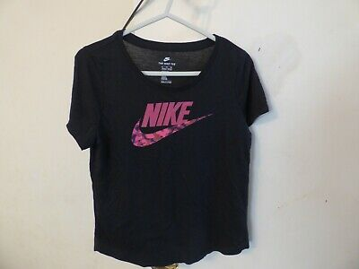 Nike Air T Shirts Girls 13-15 XL Years 156-166 cm 1 red& blue 1 black & pink