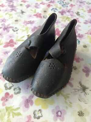 Antique Baby Clogs