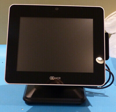 Ncr 7745-3100-008 Touchscreen Pos Terminal Cpu Intel 1.60Ghz Ram 4Gb Ssd 60Gb