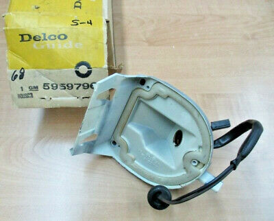 Nos 1968 Chevrolet Caprice B-Body Directional Stop & Tail Lamp Body 5959796