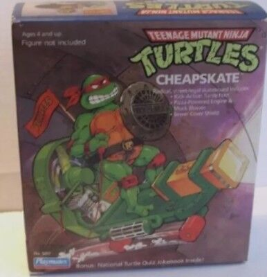 Vintage Toy 1988 Teenage Mutant Ninja Turtles Cheapskate Mib. Playmates
