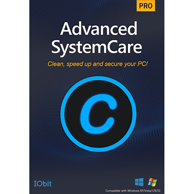 Advanced SystemCare Pro 13.2.0.222 | LIFETIME ACTIVATION|  &  | INSTANT DELIVERY