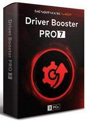 IObit Driver Booster Pro 7.3.0.675  |LIFETIME ACTIVATION|  &  |INSTANT DELIVERY|