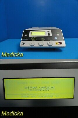 Diomed 15 Plus Surgical Laser W/ Key *TESTED> PASSES SELF-TEST* ~ 21409