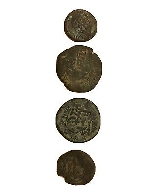 Spanish pirate cob coins! Incredible Details And Readable Dates