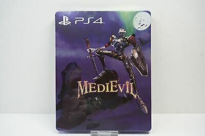 Medievil Steelcase Only - Playstation 4 - PS4 - used