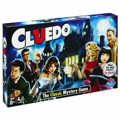 2020 Cluedo The Classic Mystery Family Board Game UK Free delivery