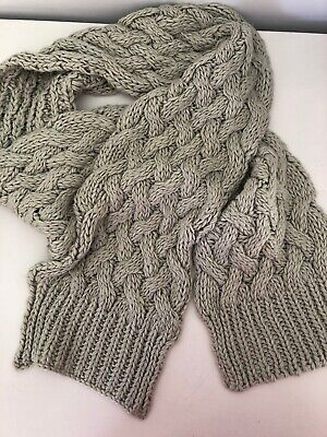 Beautiful Knitted Scarf Acrylic One Size