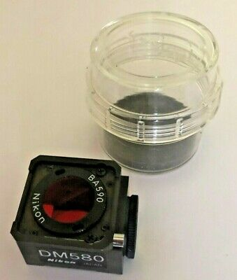Nikon 18mm Diaphot/TMD Filter Cube - G-2A