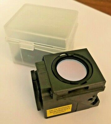 Nikon Eclipse Series Filter Cube - Triple band - DAPI/FITC/TRITC