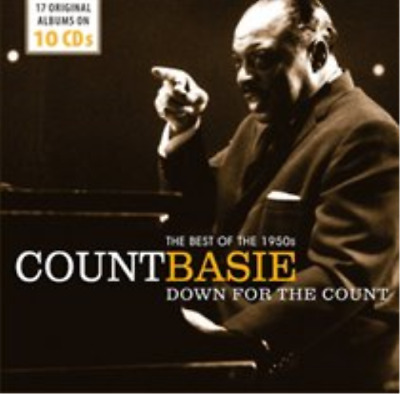 Count Basie-Down for the Count CD / Box Set NEW