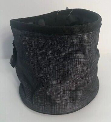 Thirty-One Oh-Snap Bin - Black Cross Pop