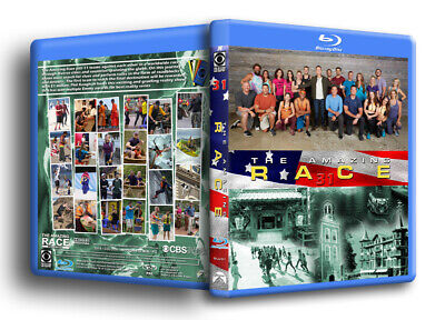 The Amazing Race The Complete Thirty First Season ( 31 )  Blu Ray