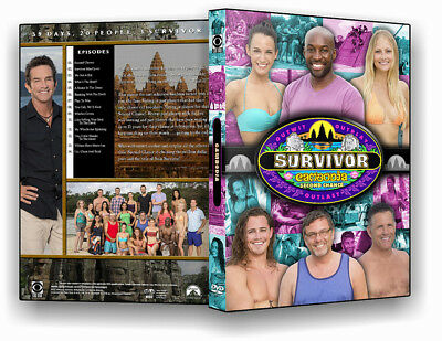 Survivor Cambodia The Complete Thirty First Season ( 31 )