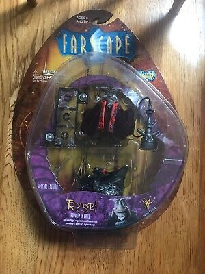 Farscape - Rygel Royalty In Exile - Series 2 - Toy Vault NIB