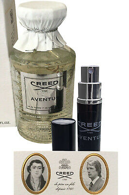 Creed Aventus  10ml Fragrance For Men Perfect Mens Gift Perfume Spray Aftershave