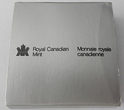 1982 Canada Commemorative Silver Dollar ~Regina Centenary~ Proof Coin