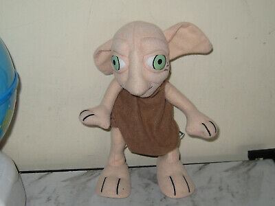 Harry Potter Dobby The Elf Plush-Great Used