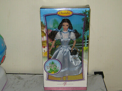 Barbie -Wizard Of Oz- Dorothy & Toto Doll-Pink Label 2006 Still In Plastic-New