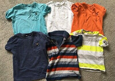 Boys T-shirt bundle 2-3 years Marks And Spencer's Next Summer Short Sleeve