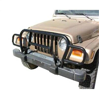 Rampage 7659 Euro Grille Guard Fits 87-06 TJ Wrangler