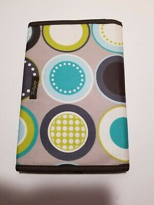 Thirty-One 31 Gifts Fold And Go Organizer Circles dots