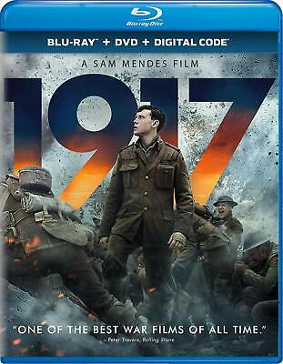 1917 (Blu-ray/DVD/Digital) Sam Mendes/George MacKay BRAND NEW SEALED