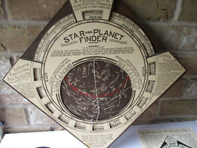 Reproduction Star and Planet Finder Northern Hemisphere Saga Industries Inc.