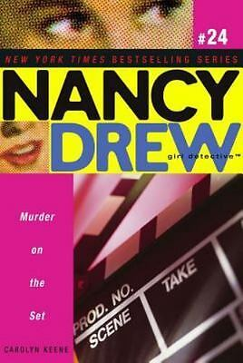 Murder on the Set (Nancy Drew: All New Girl Detective #24) by Keene, Carolyn
