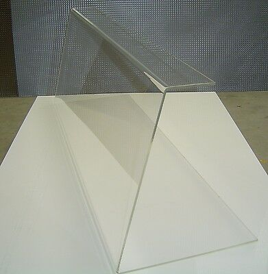 Sneeze Guard - Food - Staff Protection - Clear Acrylic Barrier. Aussie Made.