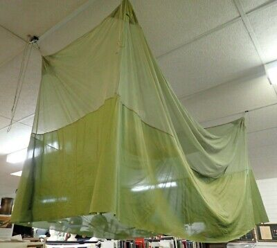 Australian Military Army Mosquito net bug out cover tent camping fishing.