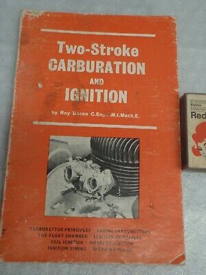 2 Stroke Carburation & ignition  Illustrated booklet 50 pages