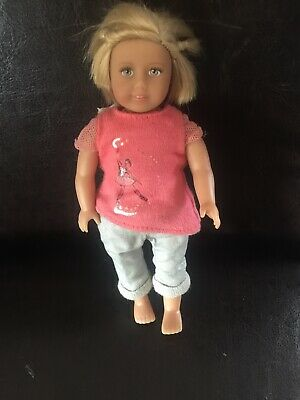 American Girl Doll of the Year Retired Isabelle Meet Outfit Gold SHOES ONLY